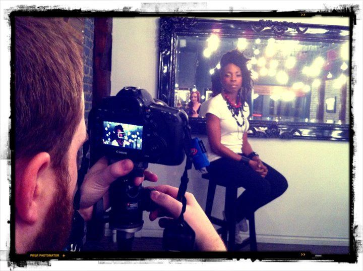 Behind the Scenes - Gone Video Shoot