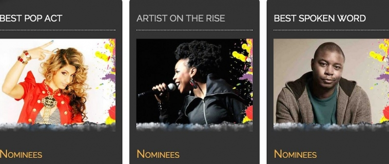 Vote for Me – Black Canadian Awards